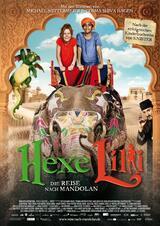 Hexe Lilli - Die Reise Nach Mandolan - Poster