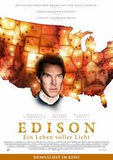 Edison - Ein Leben voller Licht - Poster