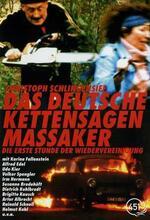 Das deutsche Kettensägenmassaker Poster