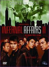 Infernal Affairs II - Abstieg in die achte Hölle - Poster