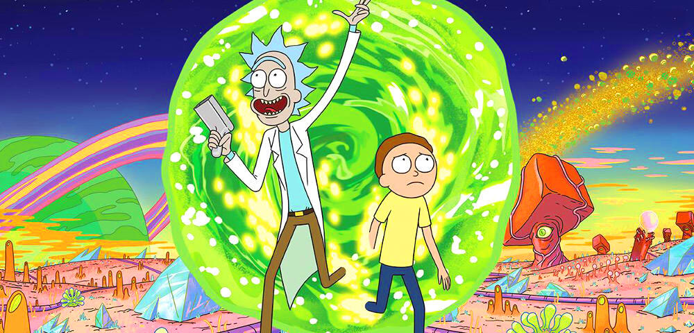 rick and morty staffel 1 stream