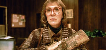 Catherine Coulson in Twin Peaks