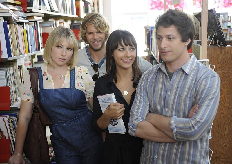 Celeste & Jesse mit Rashida Jones