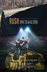 Rush: Time Stand Still - Poster