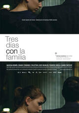 Three Days with the Family - Poster