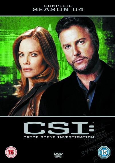 CSI: Den Tätern auf der Spur - Staffel 4