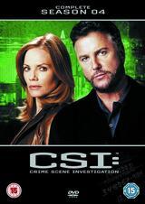 CSI: Den Tätern auf der Spur - Staffel 4 - Poster