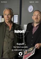Tatort: Kaputt - Poster