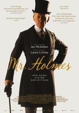 Mr. Holmes - Poster