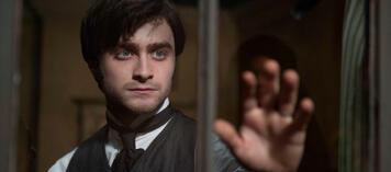 Daniel Radcliffe in Die Frau in Schwarz