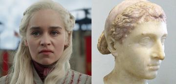 Daenerys vs. Kleopatra