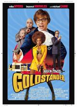 Austin Powers in Goldständer - Poster