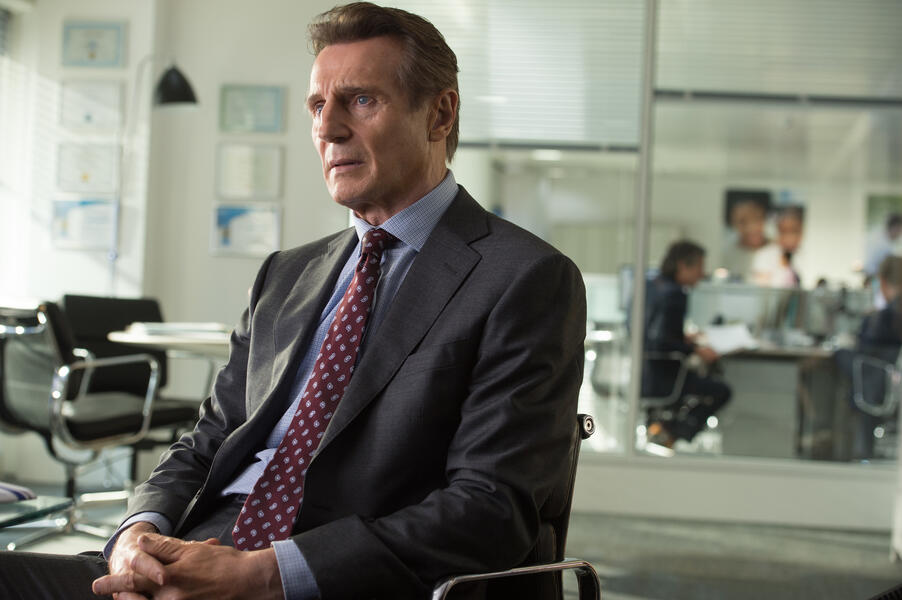 The Commuter mit Liam Neeson