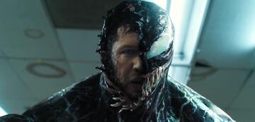 Venom und Eddie Brock