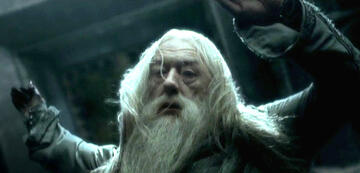 Harry Potter 6: Dumbledores Todes-Szene