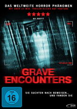 Grave Encounters - Poster