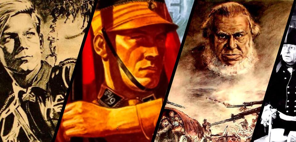 Hitlerjunge Quex / Triumpf des Willens / Ohm Krüger / Der große König