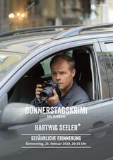 Hartwig Seeler - Gefährliche Erinnerung - Poster