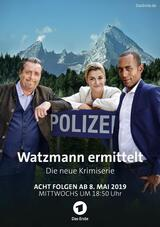 Watzmann ermittelt - Poster