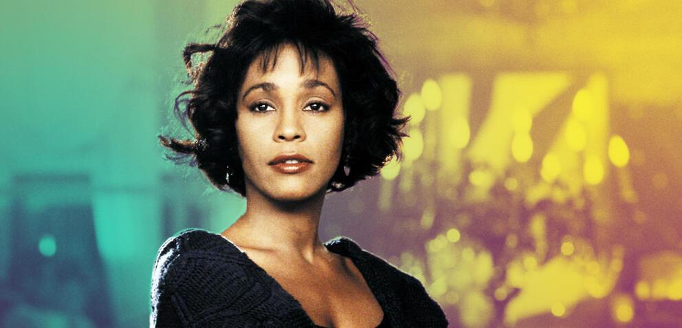 Whitney Houston in Bodyguard