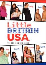 Little Britain USA - Poster