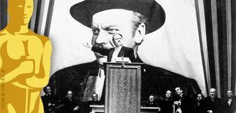 Auch Citizen Kane ging seinerzeit leer aus, heute gilt der Film als Meilenstein.