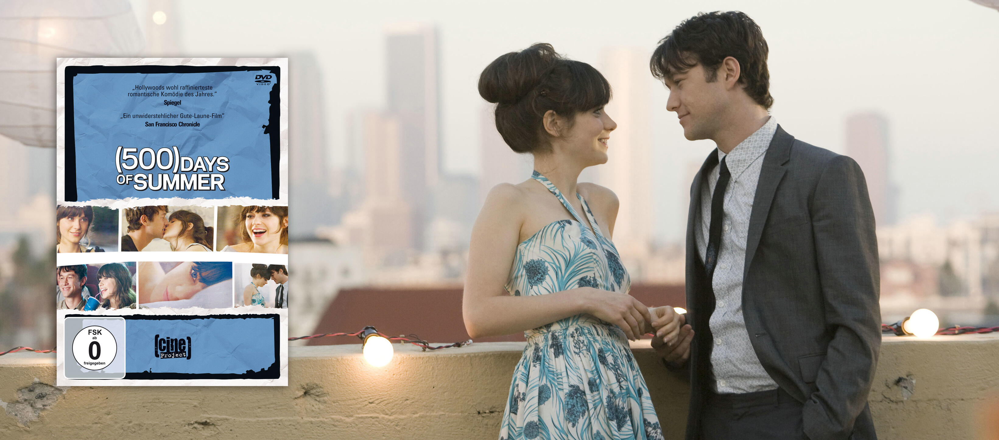 an analysis of the film 500 days of summer Almost sinister prettiness zooey deschanel with joseph gordon-levitt in (500) days of summer the glassy-eyed, almost sinister prettiness of zooey deschanel colours the spacey, detached mood of.