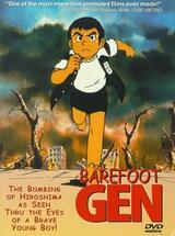Barfuß durch Hiroshima - Poster