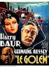 Der Golem - Poster