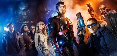 Der Cast von Legends of Tomorrow