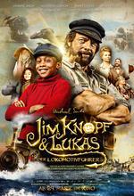 Jim Knopf und Lukas der Lokomotivführer Poster