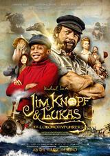 Jim Knopf und Lukas der Lokomotivführer - Poster