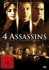 4 Assassins - Poster