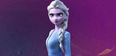 Elsa in Die Eiskönigin 2