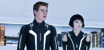 Und nun?Garrett Hedlund & Olivia Wilde in Tron Legacy