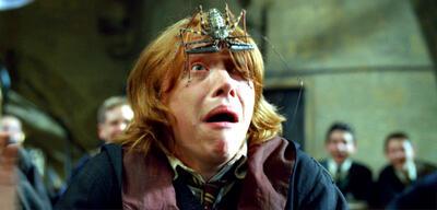 Rupert Grint in Harry Potter und der Feuerkelch