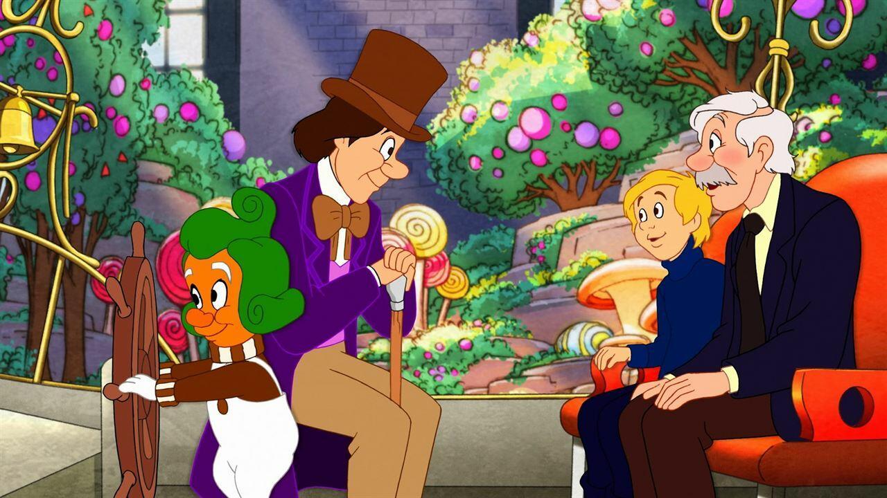 Tom Und Die Zauberbohnen
