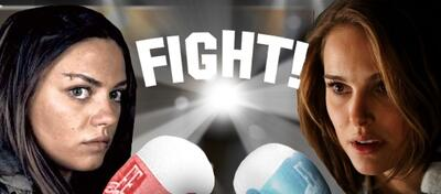 Fight der Woche: Mila Kunis gegen Natalie Portman