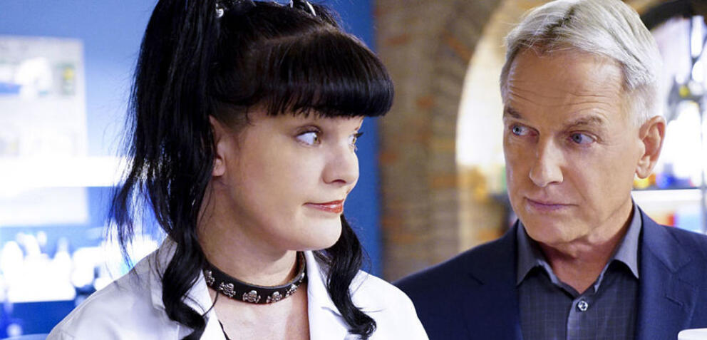 Pauley Perrette als Abby in Navy CIS