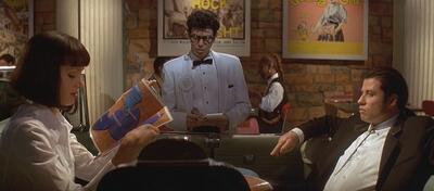 Das Jack Rabbit Slim's aus Pulp Fiction
