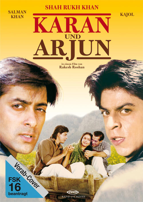 Karan Arjun Film 1995 Moviepilot De