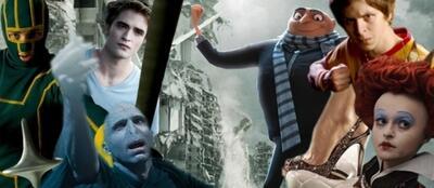 Das sind eure besten und schlechtesten Film 2010