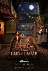 Lady and the Tramp - Poster