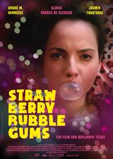 Strawberry Bubblegums - Poster