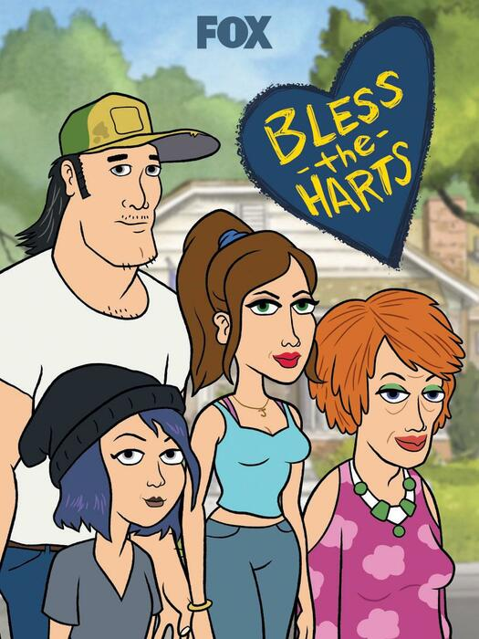 Bless the Harts, Bless the Harts - Staffel 1