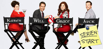(Karen &) Will & Grace (& Jack)