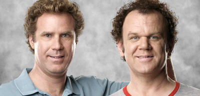 Will Ferrell & John C. Reilly in Step Brothers