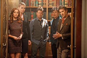 The Librarians Staffel 4