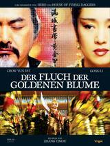 Der Fluch der Goldenen Blume - Poster
