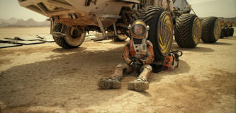Matt Damon in Der Marsianer - Rettet Mark Watney